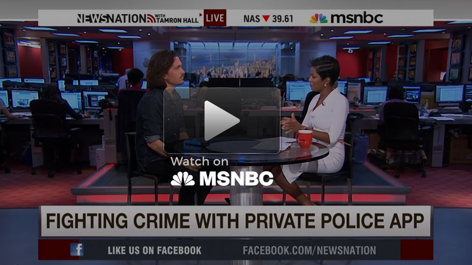 New approach to fighting crime in New Orleans, Watch on MSNBC