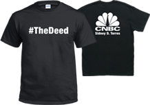 CNBC The Deed Shirt